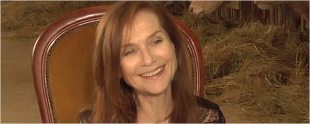 """Isabelle Huppert : """"Oui, cette année, le cinéma raconte des envolées de femmes !"""""""