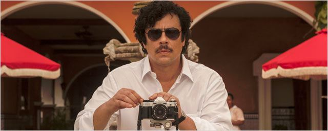 Teaser Paradise Lost : Benicio Del Toro est Pablo Escobar