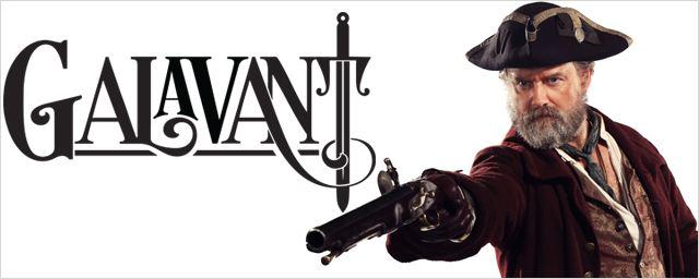 Galavant transforme la star de Downton Abbey en pirate