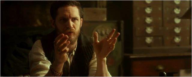 Peaky Blinders : Tom Hardy se montre dans le teaser de la saison 2