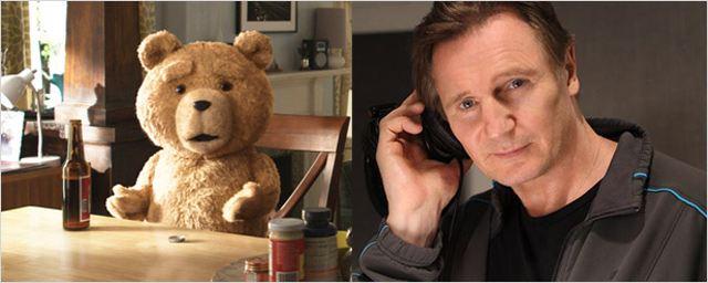 Ted 2 : Liam Neeson au casting !