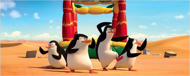 5 choses à savoir sur Les Pingouins de Madagascar !