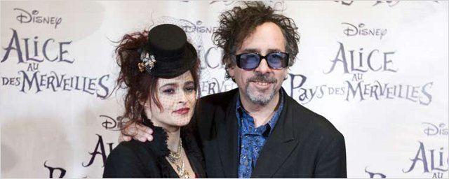 Tim Burton et Helena Bonham Carter : la séparation d'un couple mythique d'Hollywood