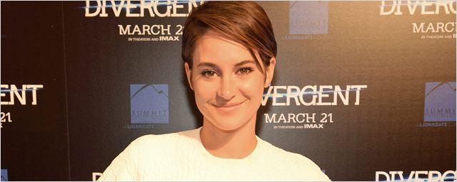 People's Choice Award : Shailene Woodley et Big Bang Theory dominent le palmarès