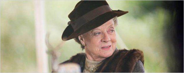 Downton Abbey sans Maggie Smith ? L'attachée de presse déme