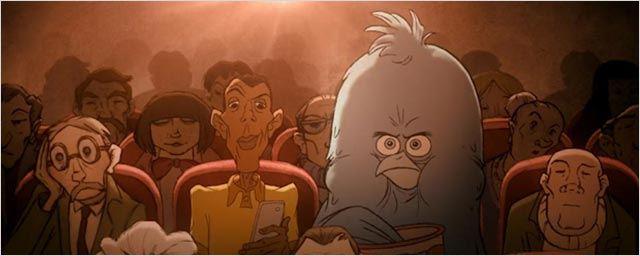 Clip : Sylvain Chomet et Stromae caricaturent Twitter