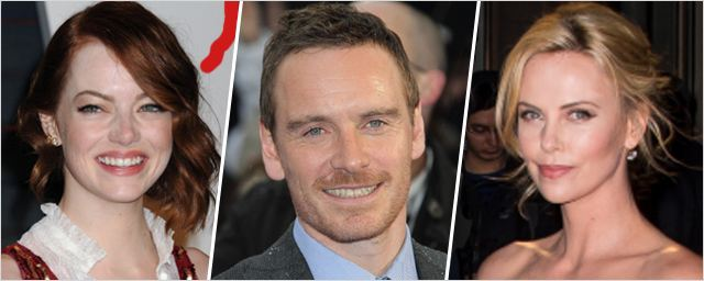 Cannes 2015 : Emma Stone, Michael Fassbender, Charlize Theron... Les stars attendues !