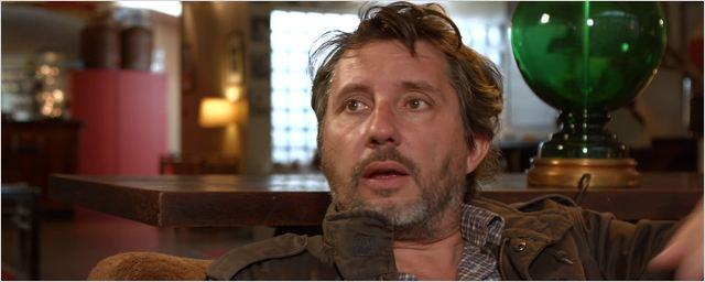 """Comme un avion : pour Bruno Podalydès """"le cinéma est le contraire de la flânerie"""""""