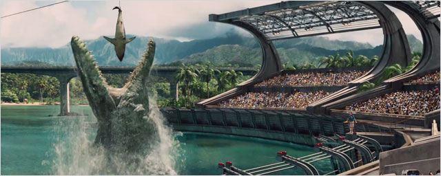 Oubliez les dinosaures : et si Jurassic World parlait avant tout... d'Hollywood ?