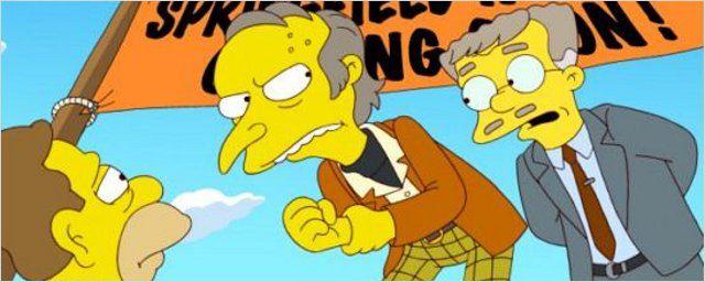 Les Simpson : la voix d'Harry Shearer finalement de retour !