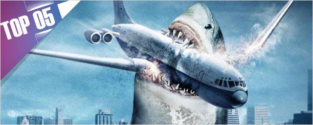 Le Top 5 des nanars à requins [VIDEO]