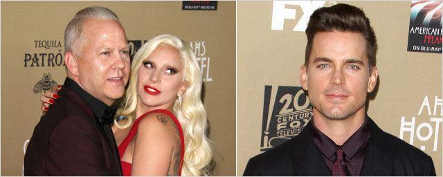 Lady Gaga et toute l'équipe d'American Horror Story Hotel en mode chic pour l'avant-première