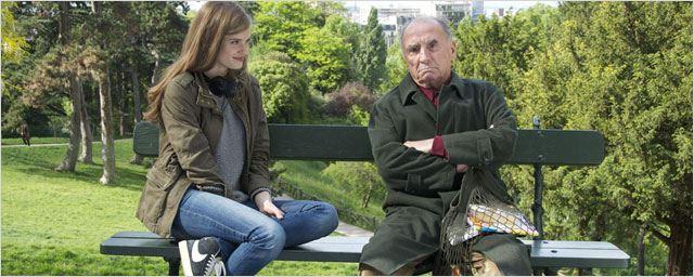 """L'étudiante et Monsieur Henri : """"Tous ces personnages s'aiment mais il n'y en a pas un qui le dit"""""""