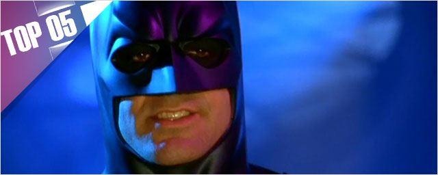 5 (super)héros très faciles à reconnaître, même derrière leur masque...