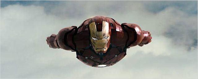 Iron Man a-t-il inspiré le robot chinois qui partira sur Mars ?