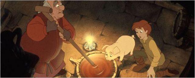 """""""Taram et le Chaudron Magique"""" a 30 ans ! Comment ce film maudit a failli tuer Disney..."""