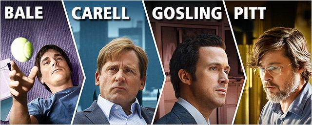 The Big Short le Casse du siècle : braquage à Wall Street [INTERVIEWS]
