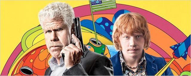 Bande-annonce Moonwalkers : embarquez pour un trip sous coke et LSD avec Ron Perlman et Rupert Grint