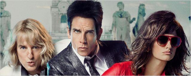 Zoolander 2 : Ben Stiller, Owen Wilson et Penelope Cruz se tapent l'affiche sur un poster animé délirant