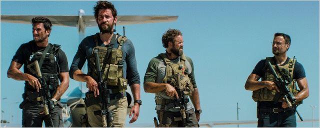 Nouvelle bande-annonce percutante 13 Hours : Michael Bay dynamite le film de guerre
