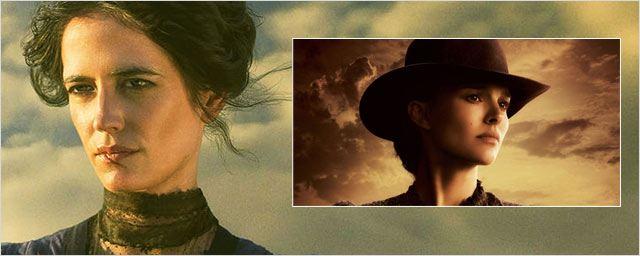 Natalie Portman, Eva Green... Les visages du western au féminin