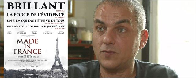 "Nicolas Boukhrief : ""Made in France n'est pas un film sur l'Islam"""