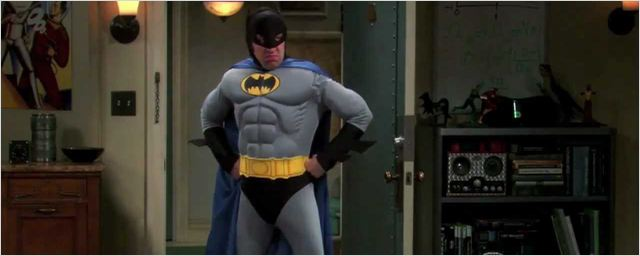 The Big Bang Theory va accueillir un Batman pour son 200ème épisode