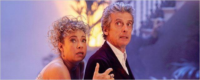 Doctor Who : l'épisode de Noël avec Les Maris de River Song enfin sur France 4