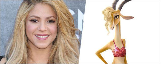 Shakira, Rihanna... Ces stars de la chanson ont participé à la BO d'un film d'animation