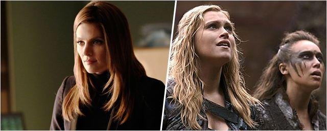 Castle, Arrow, The 100... Année noire pour les héroïnes de séries !