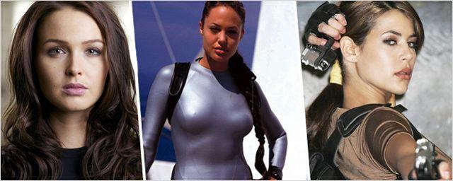 Elles ont incarné Lara Croft...