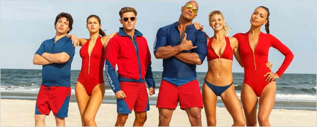 "Alerte à Malibu : le film ""Baywatch"" sort dans un an ! [PHOTO]"
