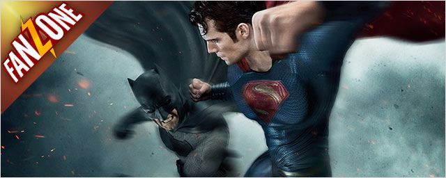 FanZone 612 : Batman V Superman V... ersion Longue