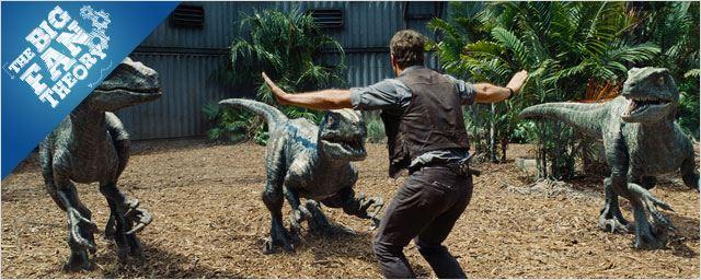 """Qui est vraiment le personnage incarné par Chris Pratt dans """"Jurassic World"""" ?"""