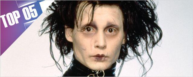 Le Top 5 des rôles de Johnny Depp chez Tim Burton