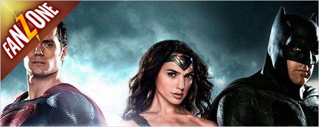 FanZone 624 : on était sur le tournage de la Justice League !!