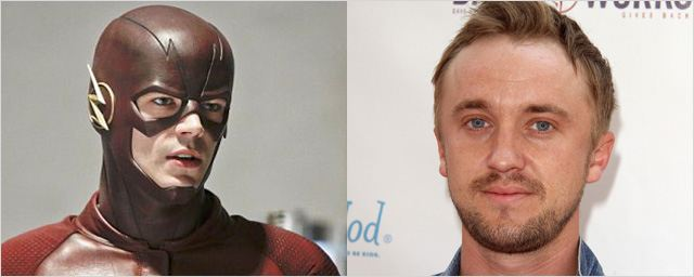 The Flash : Tom Felton de Harry Potter au casting de la saison 3