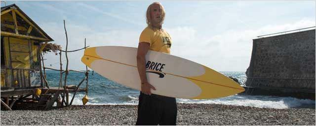 Nouveau teaser Brice 3 : c'est l'heure de la visite médicale pour notre surfeur casseur !