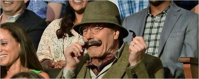 """Bryan Cranston joue au Lord anglais """"infiltré"""""""