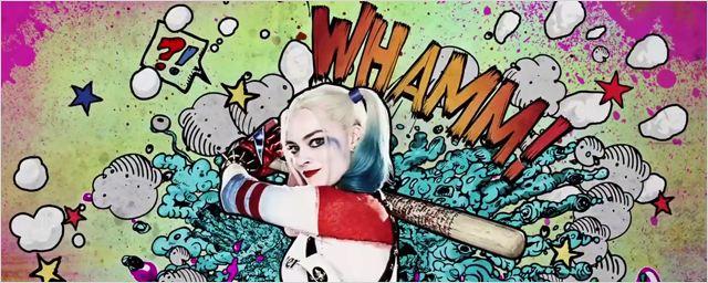 Joker, Deadshot, Harley Quinn... Tout le Suicide Squad s'anime dans des spots TV colorés