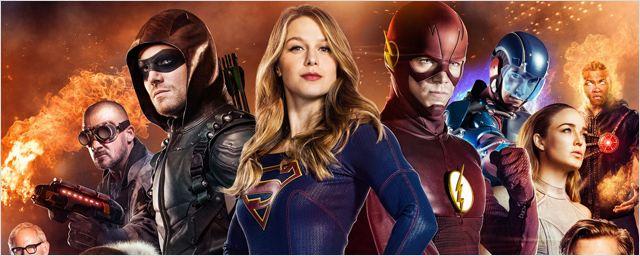 Comic-Con 2016 : Flash, Arrow et Supergirl s'affichent ensemble