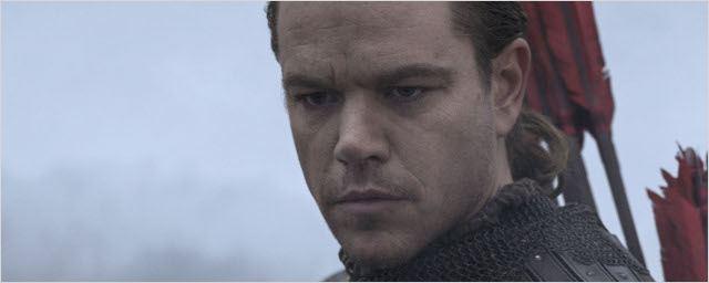 La Grande Muraille : le réalisateur répond à la polémique sur le choix de Matt Damon