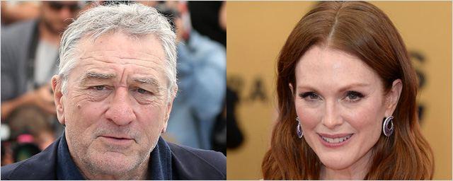 Robert De Niro et Julianne Moore réunis pour une série
