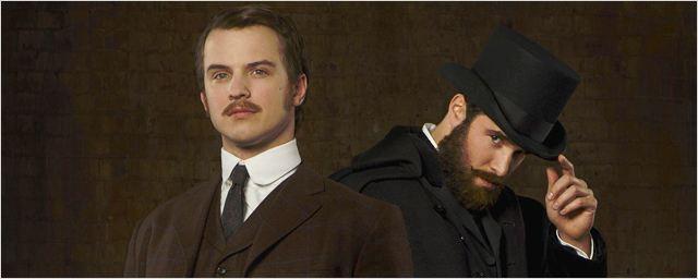 """Time After Time : 37 ans après """"C'était demain"""", H.G. Wells traque Jack l'Éventreur dans une série !"""