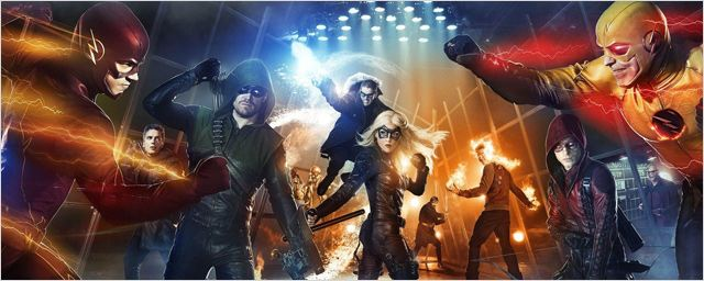 Arrow, Flash, Legends of Tomorrow : une nouvelle actrice signe pour le multivers