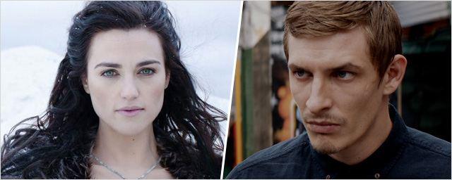Katie McGrath et Frederick Schmidt : qui sont les nouvelles recrues de la saison 2 de Supergirl ?