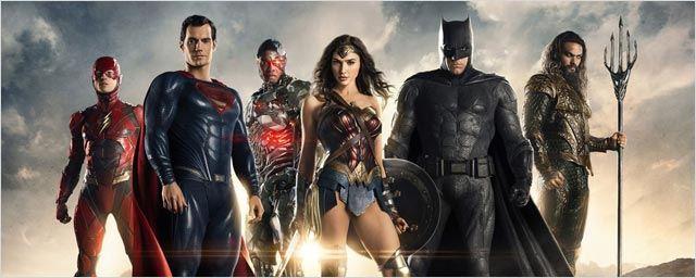 La Justice League (sans Superman) s'assemble déjà pour la bonne cause !
