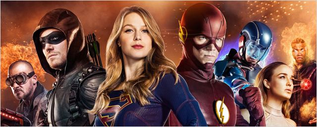 Flash, Arrow, Supergirl, Legends of Tomorrow : le super cross-over de la CW est écrit