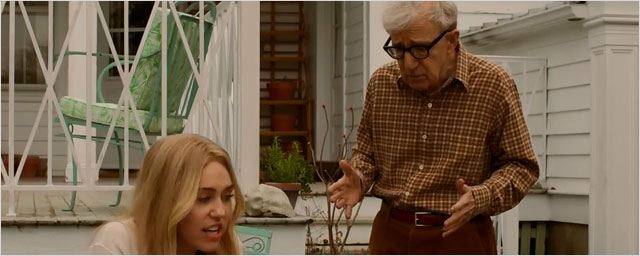 Bande-annonce Crisis in Six Scenes : Miley Cyrus et Gad Elmaleh chez Woody Allen