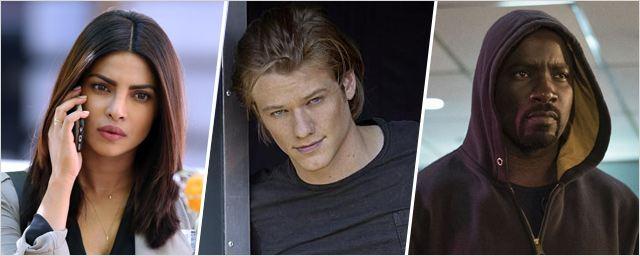 """Rattrapage séries : de la cata MacGyver au """"reboot"""" de Quantico, tout ce qu'il faut retenir cette semaine !"""